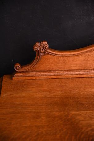 アンティーク サイドボード フレンチ 猫脚 キャビネット