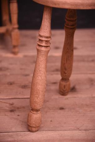 アンティーク 剥離 スツール 腰掛け 花台 フレンチ