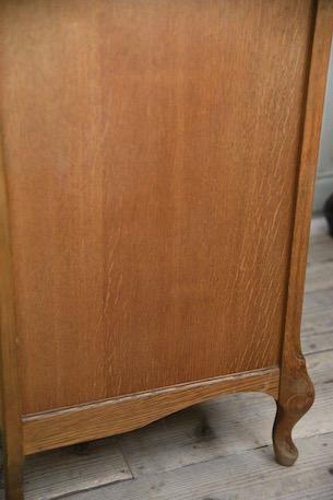 アンティーク フレンチ 4段 チェスト 木製