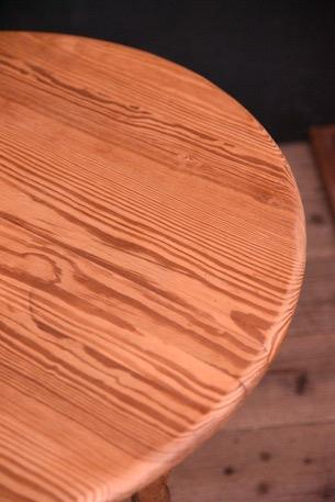 アンティーク ラウンド ダイニングテーブル フレンチ