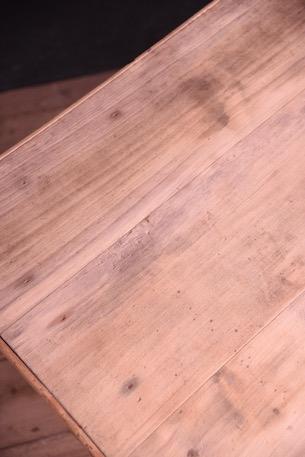 アンティーク フレンチ ドロワー テーブル 木製 ダイニング