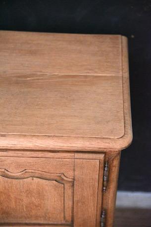 アンティーク 猫脚 ナイトテーブル ベッドサイドテーブル フレンチ 2