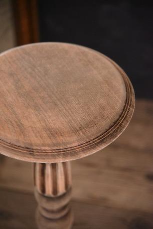 アンティーク フレンチ 花台 フラワースタンド サイドテーブル