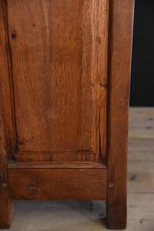 アンティーク 食器棚 ディスプレイキャビネット フレンチ