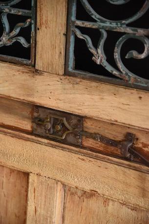 アンティーク  アイアンドア  フレンチ  玄関ドア