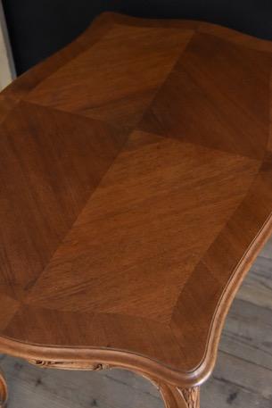 アンティーク 猫脚 テーブル ダイニング フレンチ
