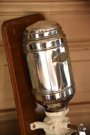 アンティーク  コーヒーミル  グラインダー  フランス
