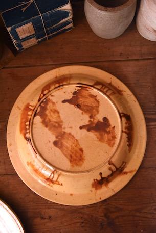 アンティーク  プレート  南仏  皿  フランス