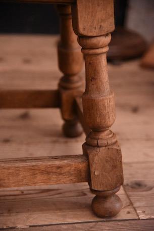 サイドテーブル 剥離 スクエア フランス アンティーク