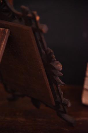 フォトフレーム 装飾 写真立て フランス アンティーク