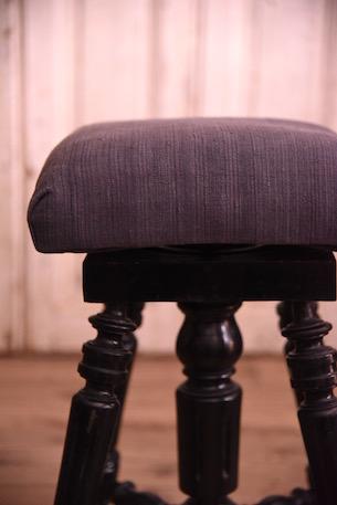 ピアノ スツール 椅子 フランス アンティーク