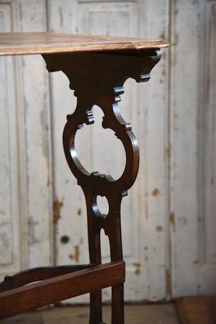 サイドテーブル 装飾 脚  フランス アンティーク