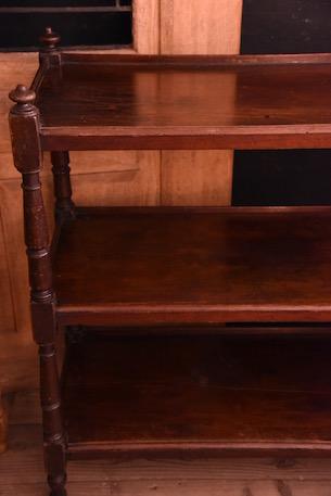 アンティーク サービングテーブル シェルフ フレンチ
