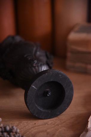 アンティーク フレンチ 花瓶 ロカイユ