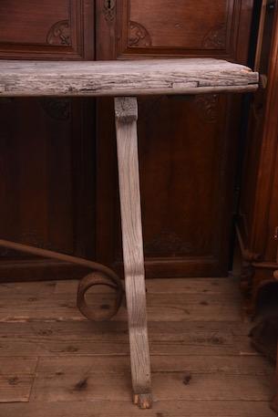 アンティーク スパニッシュテーブル コンソール フレンチ