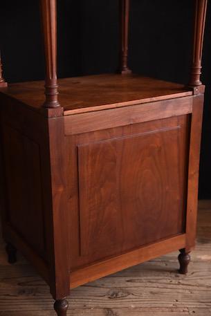 アンティーク サイドテーブル ナイトテーブル フレンチ