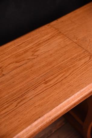 アンティーク デスク フレンチ サイドテーブル 引き出し