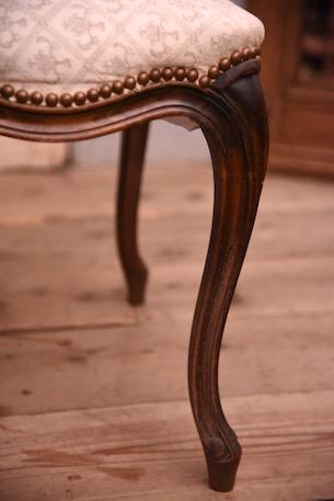 スツール 木製 猫脚 フレンチ アンティーク