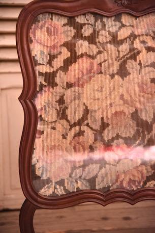 ファイヤースクリーン 飾り フランス アンティーク